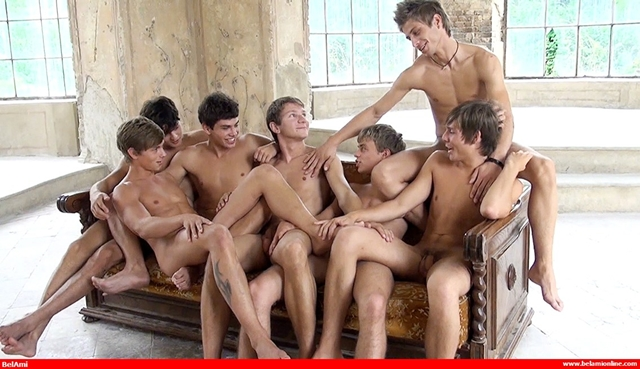 Belami gay guys Jack Harrer raw ass fucking with Trevor Yates‏ - scandal in the Vatican part 2