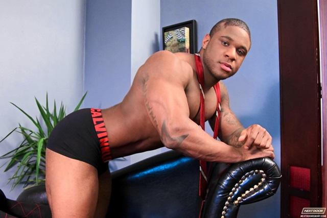 gay black man porn site Big black cock for white nerd guy 22:26.