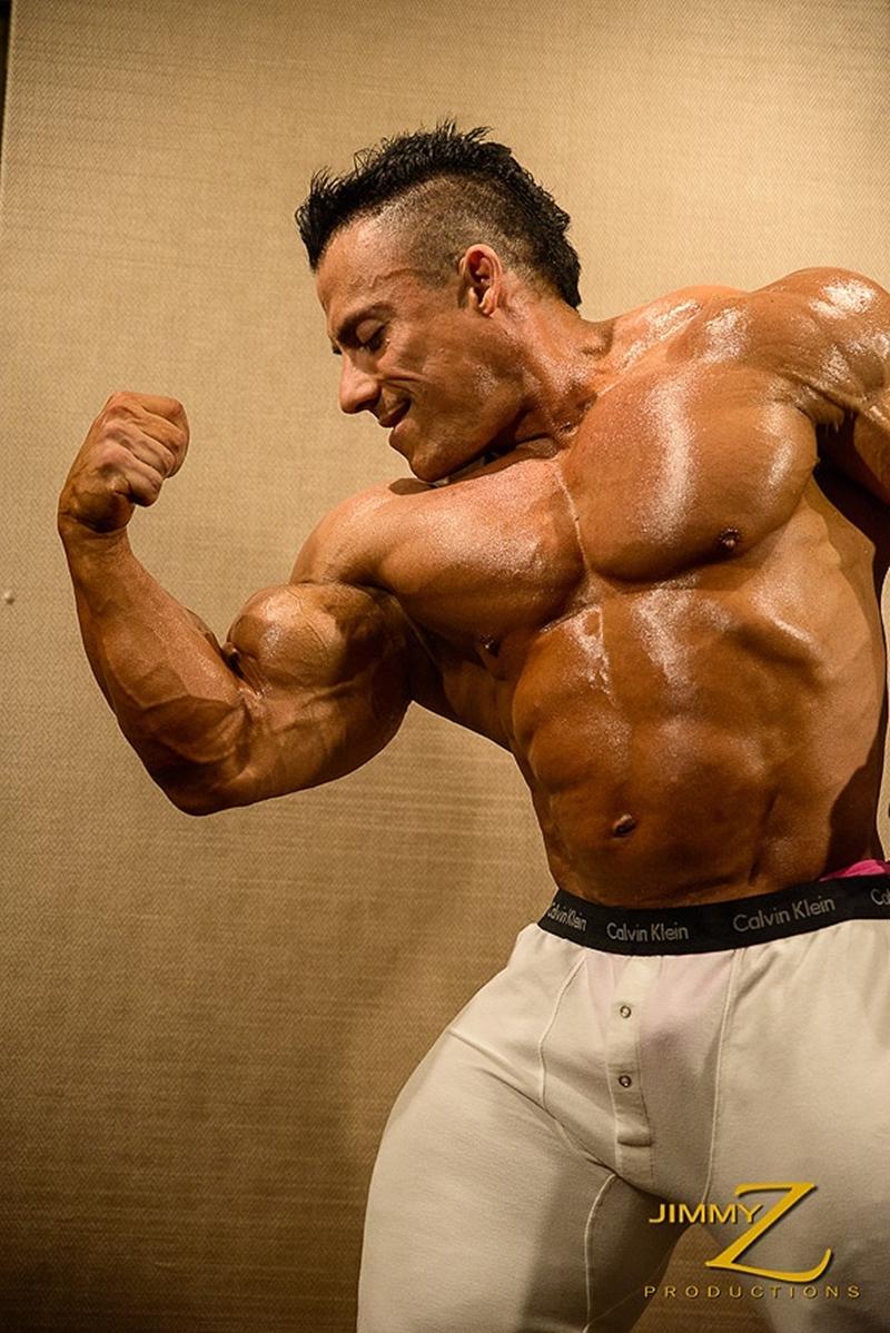 JimmyZProductions-Markus-Ranger-oil-flexes-huge-pecs-huge-biceps-thong-shredded-glutes-world-class-bodybuilder-002-nude-men-tube-redtube-gallery-photo