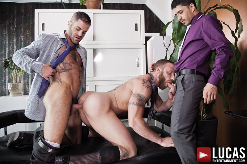 LucasEntertainment-office-gay-sex-suits-Derek-Parker-Marcus-Isaacs-BJ-Rhubarb-Derek-Parker-hard-on-cock-raw-001-nude-men-tube-redtube-gallery-photo