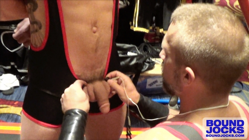 Dirk Caber and Bryan Cole