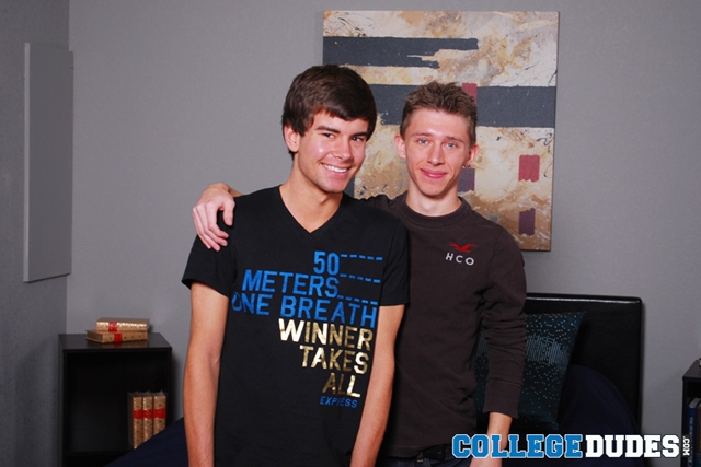 Hot college boys Kellan Lane loves to get fucked by Parker Nolan