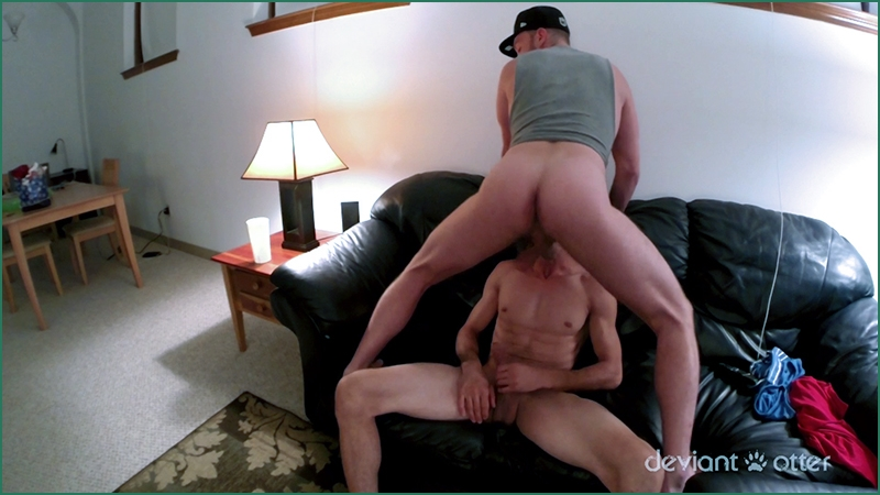 DeviantOtter cocksucker sexy dude young boy deep throating low hanging balls big dick hole fucked 004 tube download torrent gallery sexpics photo - Lowhanger Bangers