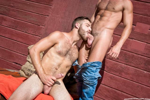 Donnie Dean and Tommy Defendi