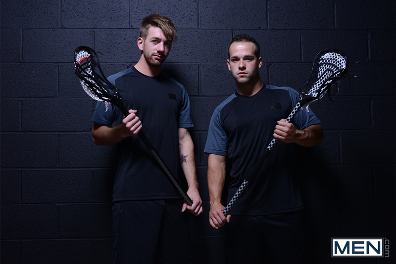 Sean Blue and Luke Adams