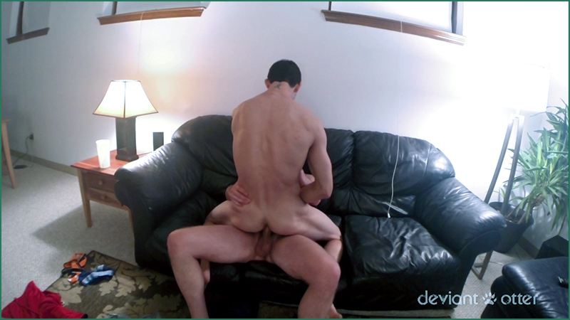 deviant otter  DeviantOtter cocksucker sexy dude young boy deep throating low hanging balls big dick hole fucked 010 tube download torrent gallery sexpics photo Lowhanger Bangers