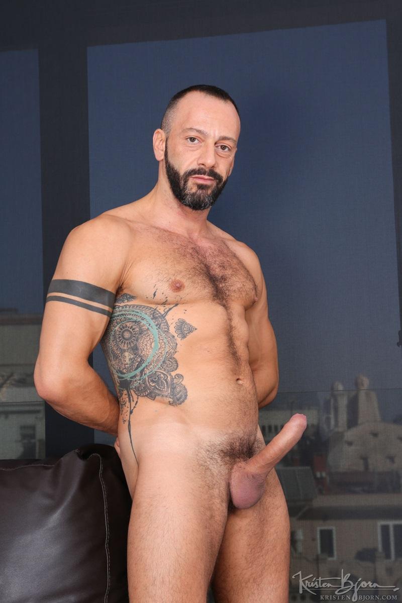 ... KristenBjorn Rugged Naked Rough Men Alberto James Castle  ...