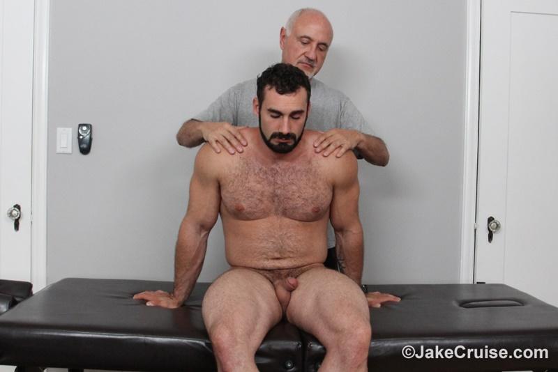 Jaxton Wheelers Big Cock Massage By Jake Cruise - Sexy -7791