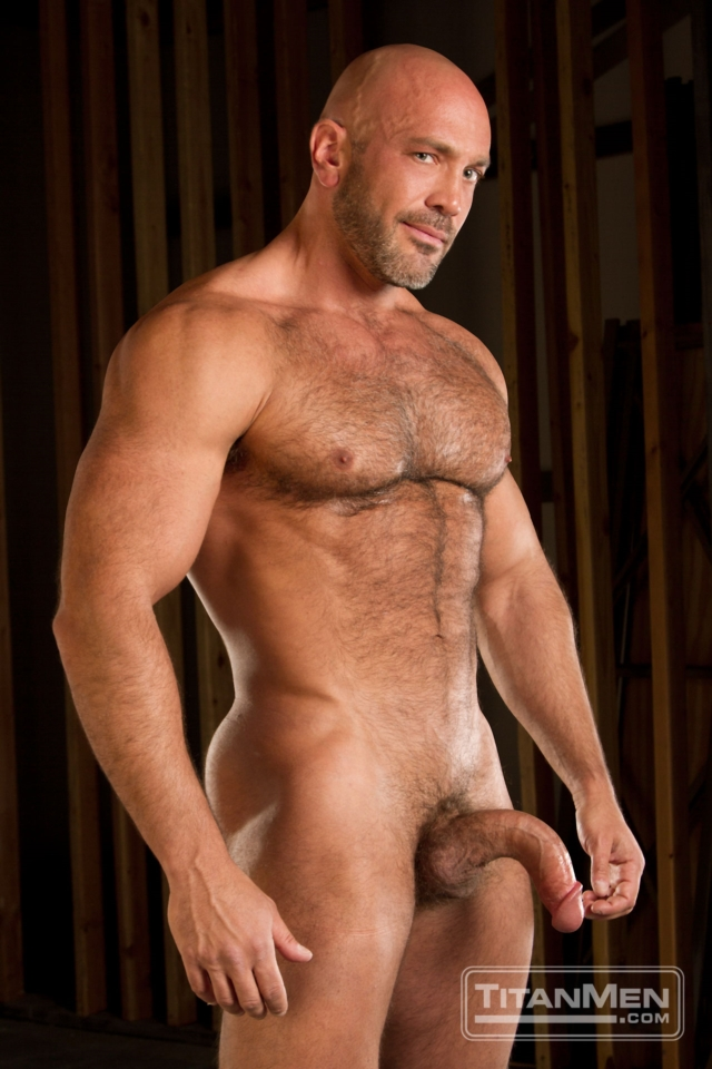 Jesse Jackman and Jessy Ares Titan Men gay porn stars rough older men anal sex muscle hairy guys muscled hunks 01 gallery video photo - Jesse Jackman and Jessy Ares