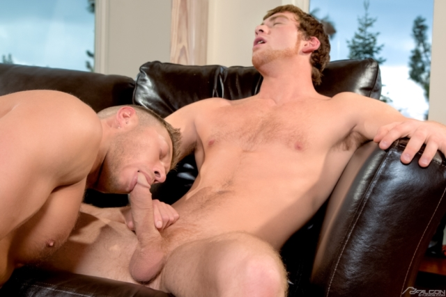Johnny Ryder and Connor Maguire Falcon Studios Gay Porn Star Muscle Hunks Naked Muscled Men young jocks ripped abs 01 pics gallery tube video photo - Johnny Ryder and Connor Maguire