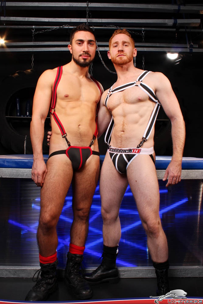 UKHotJocks sexy ginger hair red hair muscle hunk Leander sex toy fuck hole Gaston Croupier dildo pig heaven big cocks 011 gay porn sex gallery pics video photo - Leander takes the sex toy forcefully really ploughing his fuck hole Gaston Croupier is in dildo pig heaven