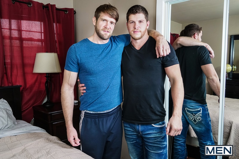 Men sexy Hairy chested naked man hunk Colby Keller tight ass hole fucked Ashton McKay big thick dick men kissing 002 gay porn sex gallery pics video photo - Hairy chested hunk Colby Keller's tight asshole fucked hard by Ashton McKay's big dick
