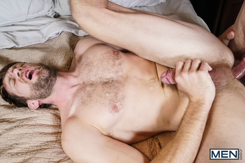 Men sexy Hairy chested naked man hunk Colby Keller tight ass hole fucked Ashton McKay big thick dick men kissing 024 gay porn sex gallery pics video photo - Hairy chested hunk Colby Keller's tight asshole fucked hard by Ashton McKay's big dick