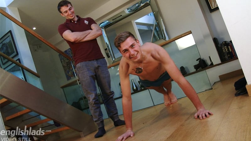 Men for Men Blog Jack-Harper-Finn-Wright-Straight-dudes-strip-naked-big-uncut-cocks-jerking-orgasm-EnglishLads-009-gay-porn-pics-gallery Straight dudes Jack Harper and Finn Wright strip naked showing each other their big uncut cocks before jerking each other to orgasm English Lads