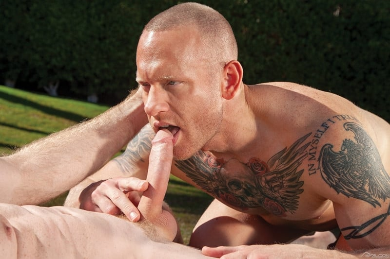 Men for Men Blog Gay-Porn-Pics-002-Aaron-Savvy-Nick-Fitt-huge-thick-cock-fucks-tight-asshole-rimming-FalconStudios Aaron Savvy's huge cock fucks Nick Fitt's tight asshole Falcon Studios