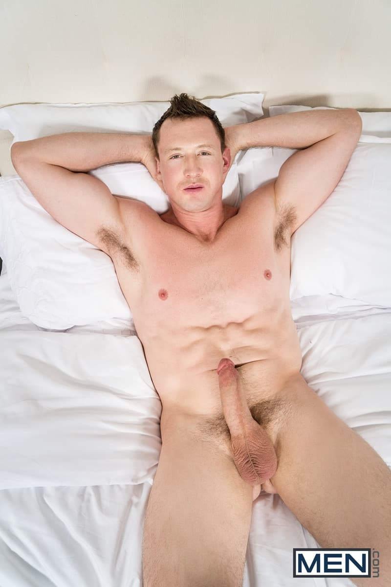 Men for Men Blog Gay-Porn-Pics-006-Pierce-Paris-Michael-Jackman-huge-long-dick-pounds-tight-hole-anal-fucking-Men Pierce Paris' huge long dick pounds Michael Jackman's tight hole all over the bedroom Men