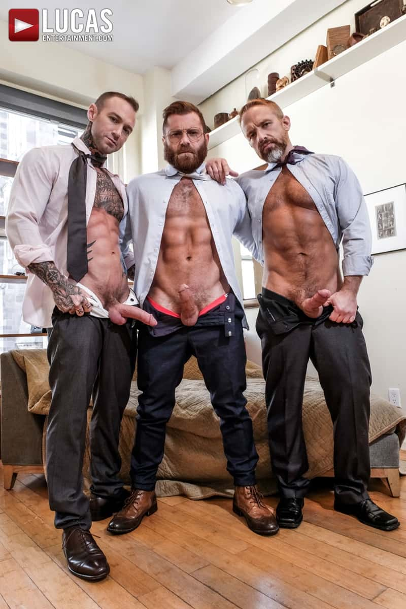 Riley-Mitchel-services-his-bosses-Dylan-James-and-Dirk-Caber-LucasEntertainment-006-Gay-Porn-Pics