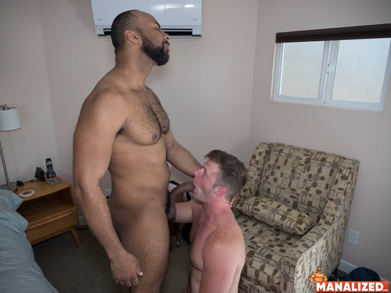 Interracial anal fuck fest Brian Bonds bare fucked Ray Diesel huge raw black dick 001 gay porn pics - Interracial anal fuck fest Brian Bonds's bare fucked by Ray Diesel's huge raw black dick