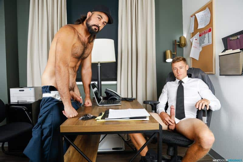 Sexy ripped stud Justin Matthews hot asshole raw fucked hairy chested hunk Mason Lear huge dick 0 gay porn pics - Sexy ripped stud Justin Matthews's hot asshole raw fucked by hairy chested hunk Mason Lear's huge dick