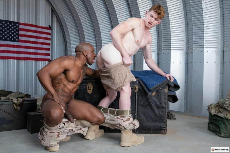 Black military stud Max Konnor huge raw dick bareback fucking sexy private Max Lorde hot bubble ass 7 gay porn pics - Black military stud Max Konnor's huge raw dick bareback fucking sexy private Max Lorde's hot bubble ass