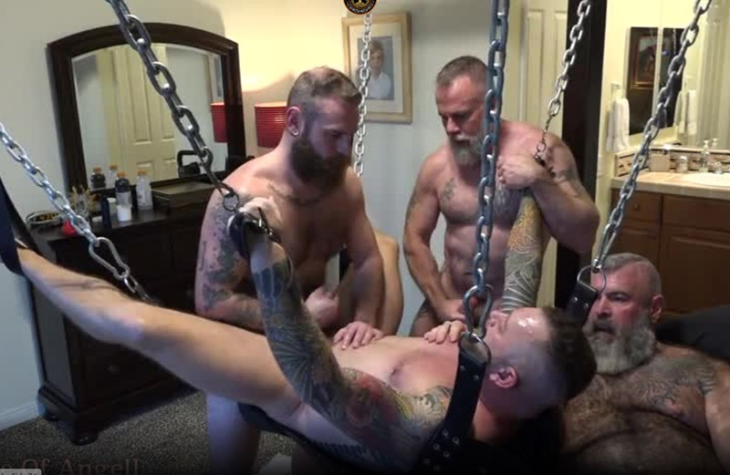 Young Son Sling Foursome Bareback Fucking House of Angell Honest Gay Porn Site Review - House of Angell – Gay Porn Site Review